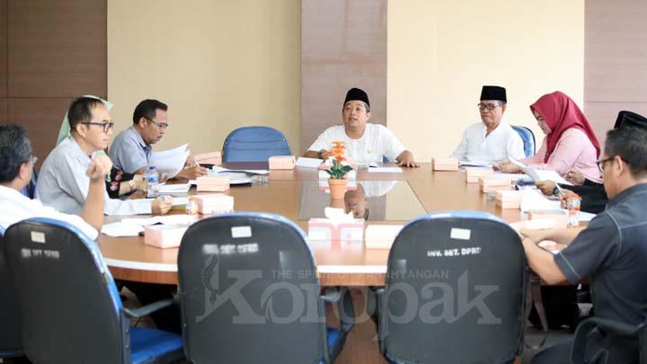 Koropak.co.id - Komisi IV Usik Inkonsistensi Pemkab Tasikmalaya Terhadap RPJMD (2)