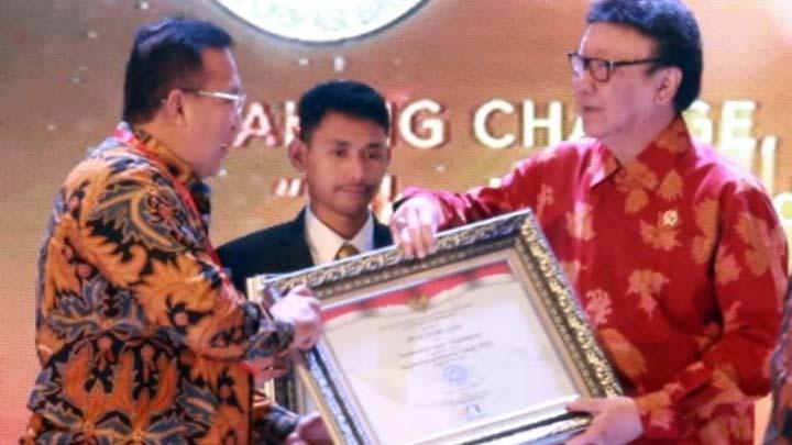 Koropak.co.id - Kota Tasikmalaya Kembali Raih Penghargaan SAKIP (2)