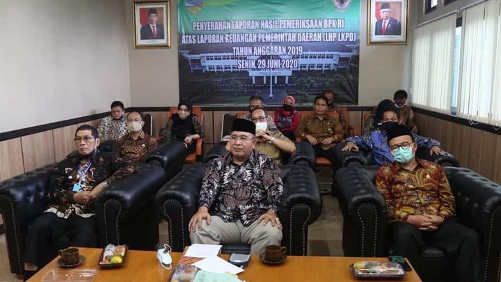 Koropak.co.id - Kota Tasikmalaya Raih Opini WTP Atas LKPD TA 2019 Dari BPK RI (2)