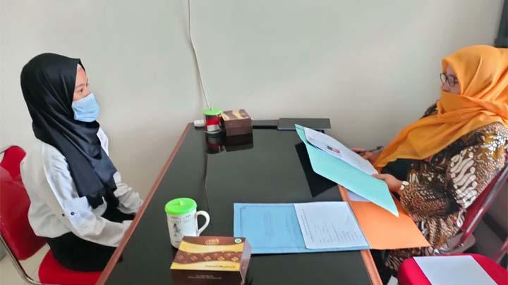 Koropak.co.id - KPU Gelar Wawancara Relawan Demokrasi Untuk Pilkada Kabupaten Tasikmalaya
