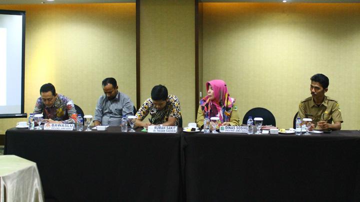 KPU Jabar Dorong Peningkatan Kualitas Data Pemilih