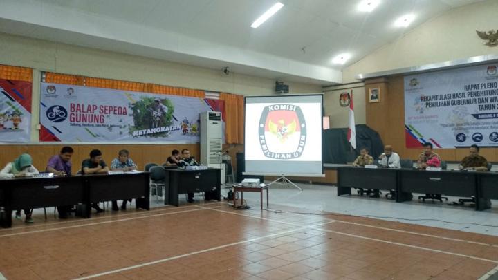 KPU Jabar Konsisten Jalankan Aturan