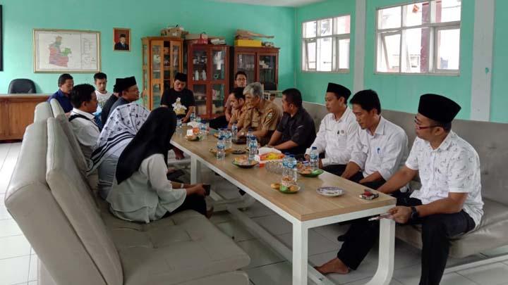 Koropak.co.id - KPU Kabupaten Tasikmalaya Lakukan Supervisi Ke Pasangan CEKAS (2)