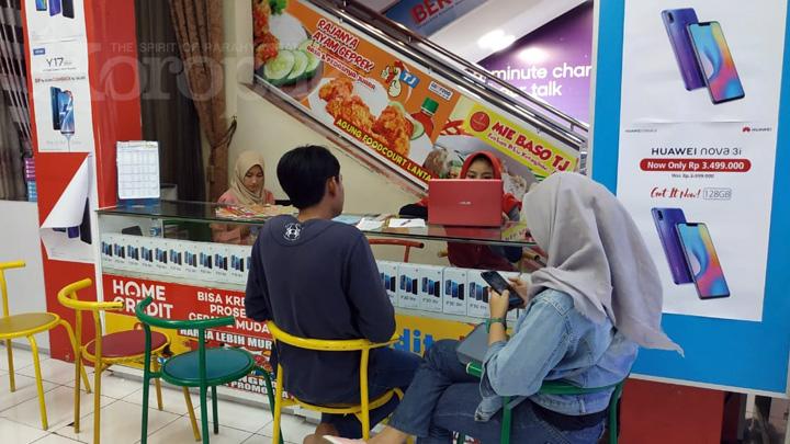 Koropak.co.id - Kredit Plus Agung Cellular Launching Serbu (2)