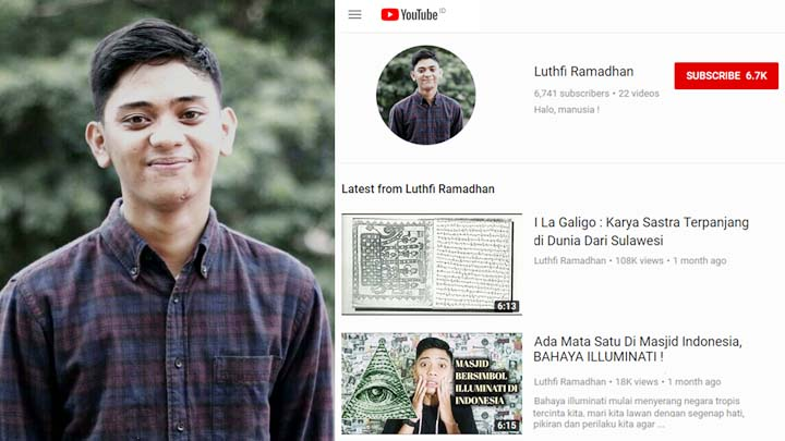 Koropak.co.id - Kronologi Kecelakaan Maut yang Menimpa Luthfi Ramadhan (1)