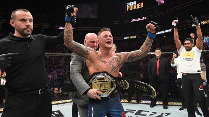 Koropak.co.id - Laga Panas! Khabib dan Poirier Siap Duel di UFC 242 (2)