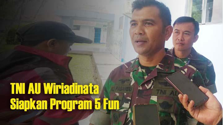Koropak.co.id - Lanud Wiriadinata dan Media Massa Perkuat Wujudkan Keterbukaan Informasi (2)