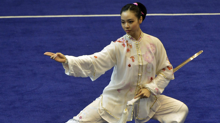 Lebih Dekat Lindswell Kwok, Atlet Wushu Asian Games 2018