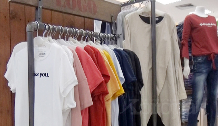 Lengkapi Fashionmu dengan Logo