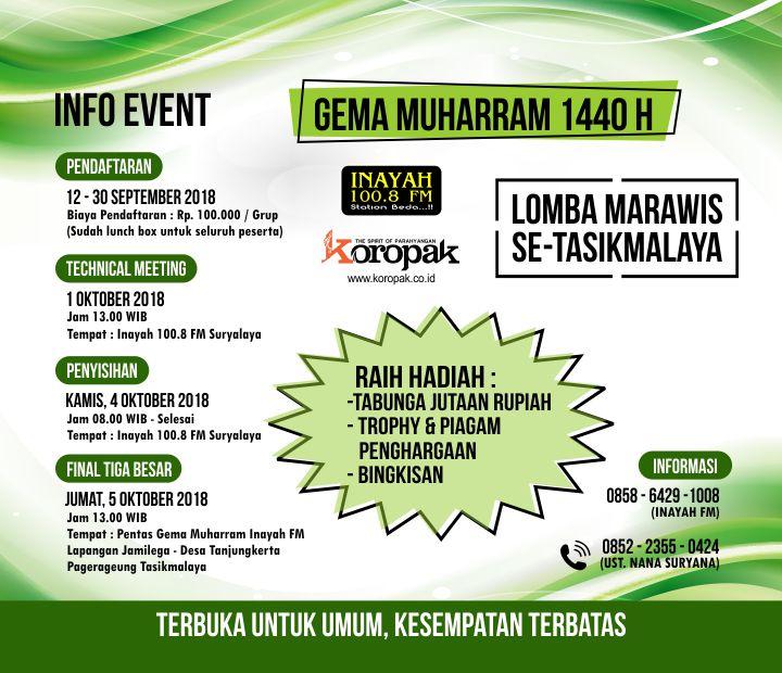 Koropak.co.id - Lomba Marawis Dengan Hadiah Jutaan Rupiah 2