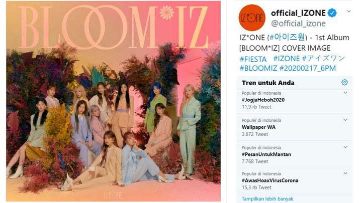 Koropak.co.id - Luncurkan Album Terbaru, Izone Resmi Comeback (2)