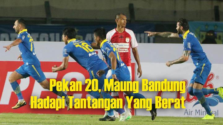 Koropak.co.id - Malam Ini, Laga Big Match Persib Bandung Vs Persipura