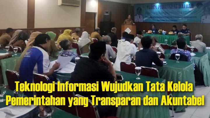 Koropak.co.id - Maman Darusman Bisakah Pemerintah Transparan Dalam CSR
