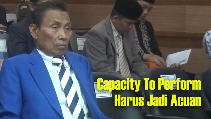Koropak.co.id - Mantan Walikota Tasikmalaya Ingatkan Dewan Terlantik Harus Berikan Kinerja Baik