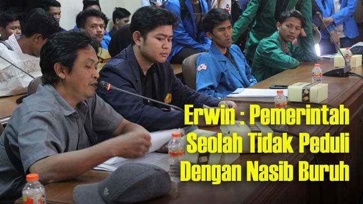 Koropak.co.id - Masih Banyak Perusahaan di Tasikmalaya Abaikan Hak Buruh (2)