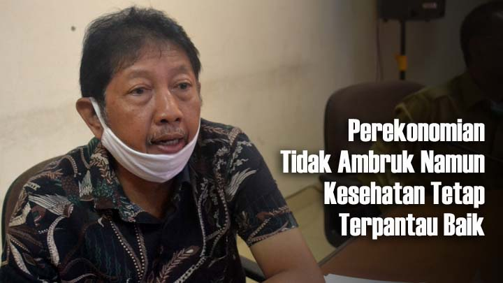 Koropak.co.id - Masyarakat Jalani Tatanan Kehidupan Baru Dengan Protokol Kesehatan