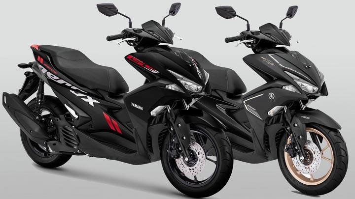 Koropak.co.id - MAXI Signature, Penyegaran Baru Pada Dua Skutik MAXI Yamaha (2)