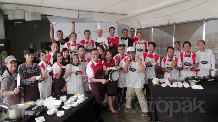 Koropak.co.id -  Media Luncheon and Cooking Class Perkuat Kemitraan (2)