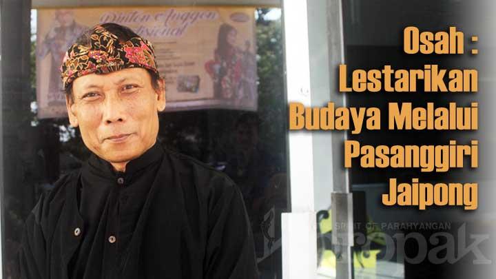 Koropak.co.id - Melalui Pasanggiri, Jaipong Terus Dilestarikan di Jawa Barat