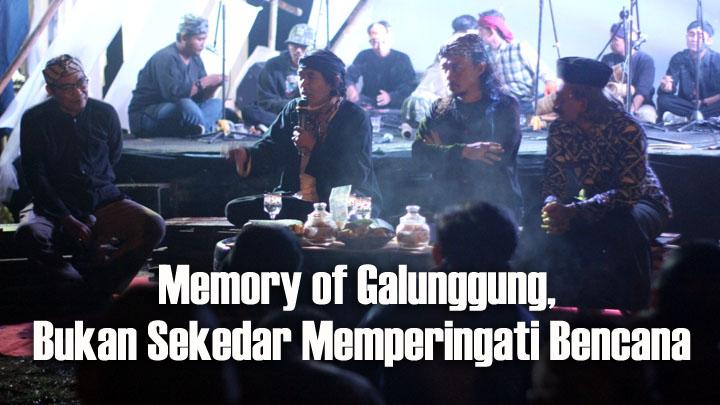Koropak.co.id - Memory of Galunggung, Merawat dengan Momentum Kebudayaan (2)