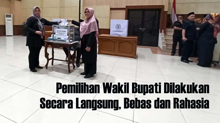Koropak.co.id - Mengisi Kekosongan, Wakil Bupati Tasikmalaya Dipilih Dewan (2)