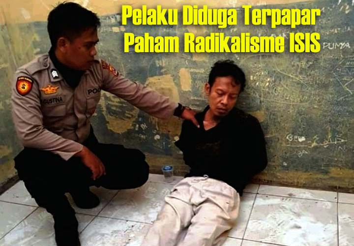 Koropak.co.id - Menko Polhukam Wiranto Ditusuk Orang Tak Dikenal (2)