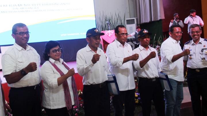 Koropak.co.id - Menteri Perhubungan Harapkan Nelayan Tersertifikasi (2)