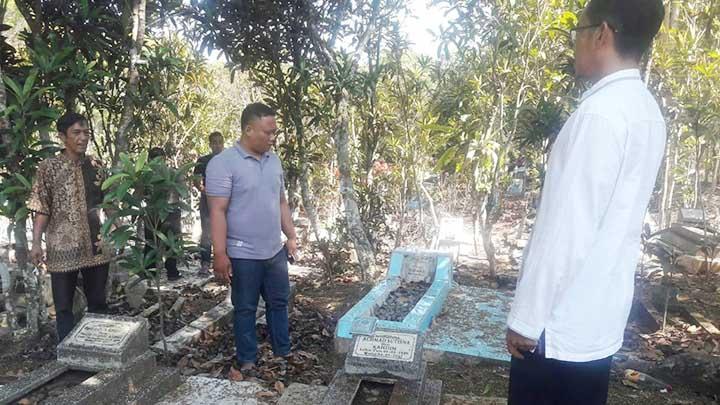 Koropak.co.id - Misterius Puluhan Kuburan Orang Berlobang Di Bagian Kepala