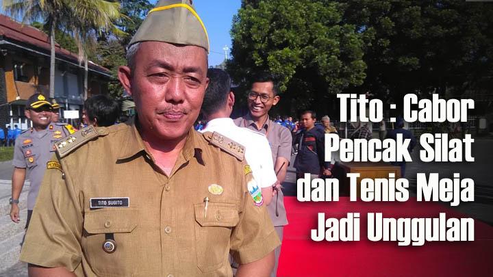 Koropak.co.id - Mohon Doa, Kontingen Garut Siap Berlaga di Popwilda Jawa Barat (2)