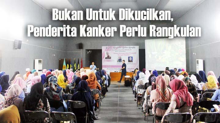 Koropak.co.id - Motivasi Jadi Modal Utama Perjuangan Penderita Kanker (2)