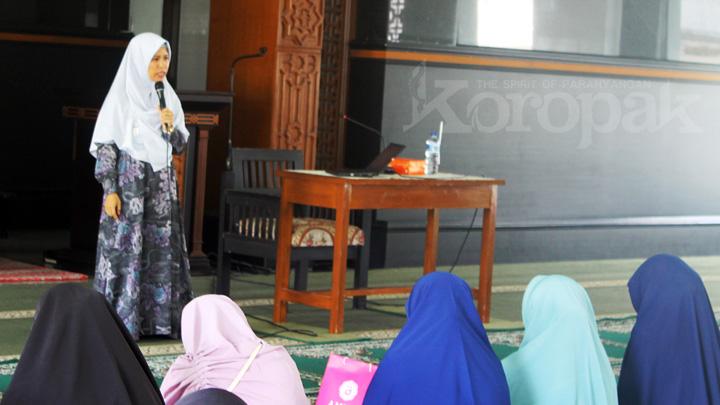 Koropak.co.id - Muslimah Preneur Kupas Tuntas Kajian Rumah Tangga (2)