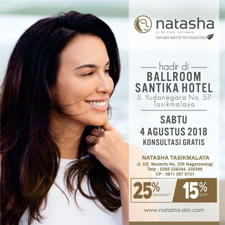 Natasha Skin Care Tasikmalaya Sponsori Reuni Akbar SMA Pasundan