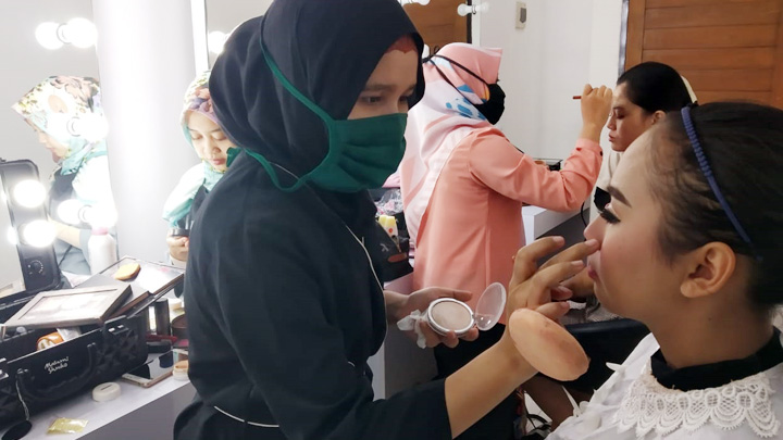 Koropak.co.id - Ney Makeup, Konsisten dan Komitmen MUA (2)