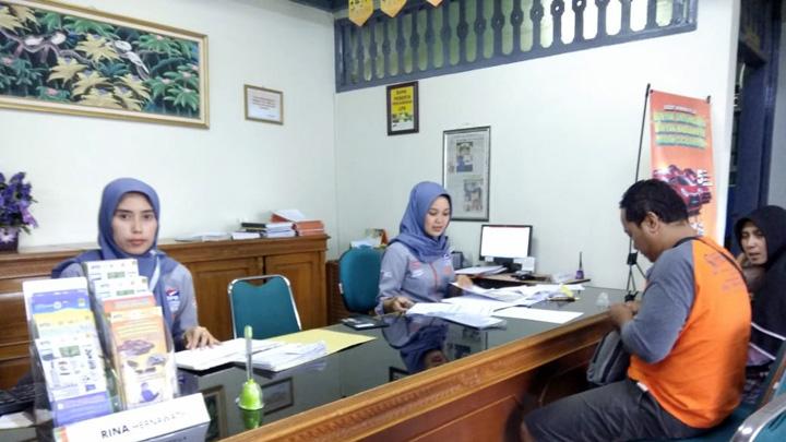Koropak.co.id - NPL BPR Nusamba Singaparna Di Bawah 10 Persen (2)