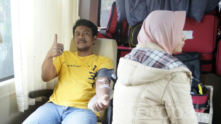 Koropak.co.id - Oi Zig Zag Tasikmalaya Gelar Aksi Donor Darah 4