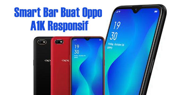 Koropak.co.id - Oppo A1K, Smartphone Terbaru dari Oppo Hadir di Agung Cell