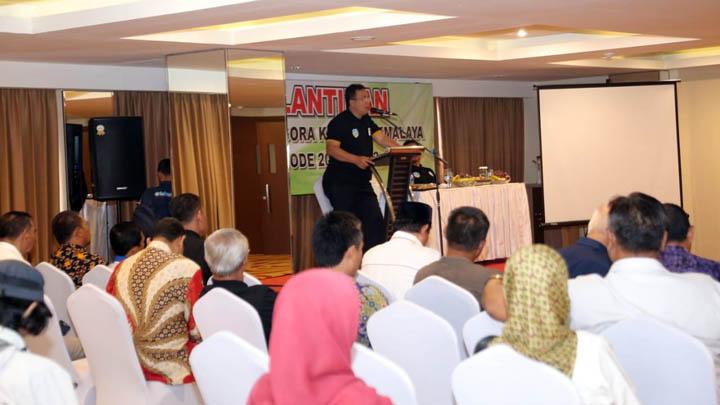 Koropak.co.id - Pacu Prestasi Olahraga, Igora Kota Tasikmalaya Dikukuhkan (2)