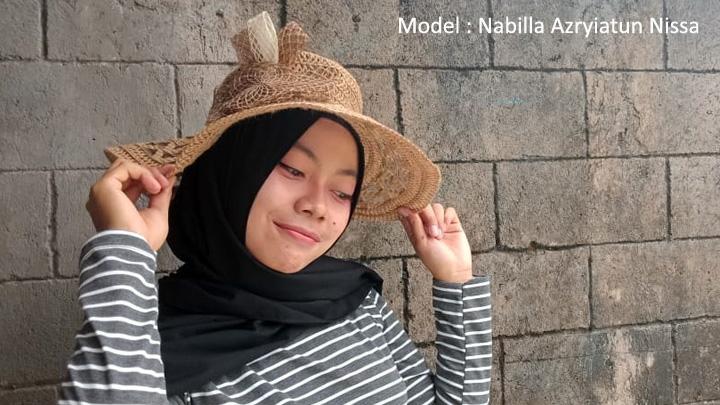 Padupadan Hijab Dengan Topi