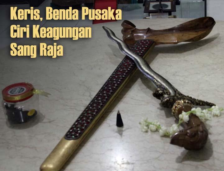 Koropak.co.id - Pameran Keris Wonogiri Jadi Wadah Silaturahmi Raja Raja Nusantara (3)