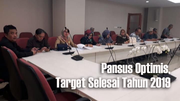 Koropak.co.id - Pansus Pembahas Perda PPPA  Konsultasikan Raperda (2)