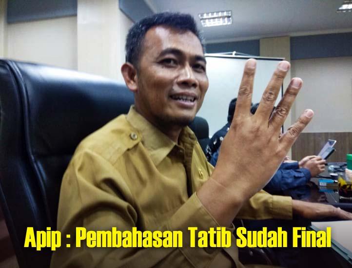 Koropak.co.id - Pansus Tatib DPRD Kabupaten Tasikmalaya Hadirkan 2 Pakar Hukum (2)