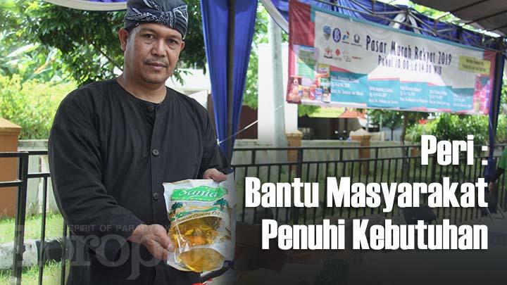 Koropak.co.id - Pasar Murah Rakyat, Solusi Pemenuhan Komoditas (2)