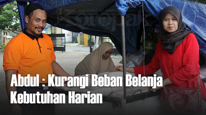 Koropak.co.id - Pasar Murah Rakyat, Solusi Pemenuhan Komoditas (3)