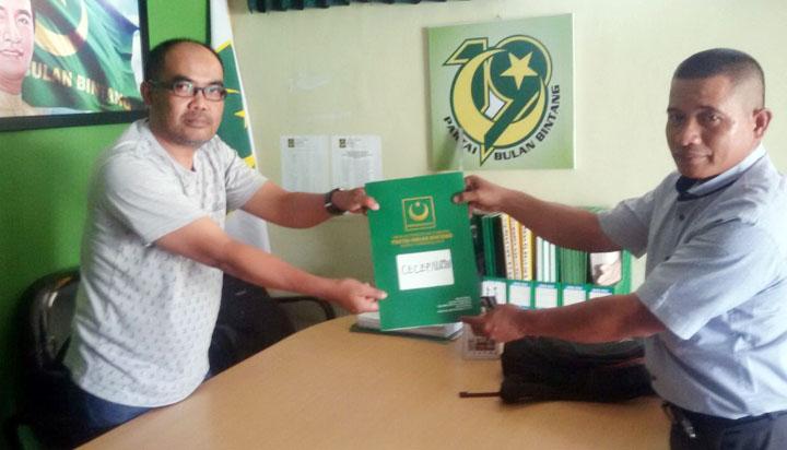 PBB Kota Tasikmalaya Terima Pendaftaran Bacaleg