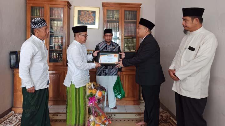 Koropak.co.id - PD DMI Kabupaten Tasikmalaya Kenang Jasa Para Pendahulu DMI