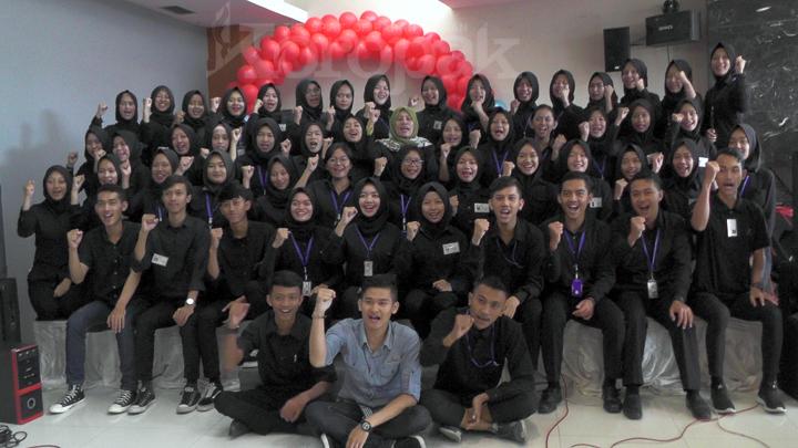 Plaza Asia Kembali Gelar Pelatihan Karyawan Musiman