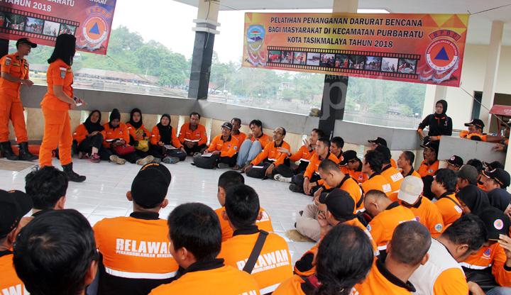 200 Relawan Ikuti Pelatihan Water Rescue