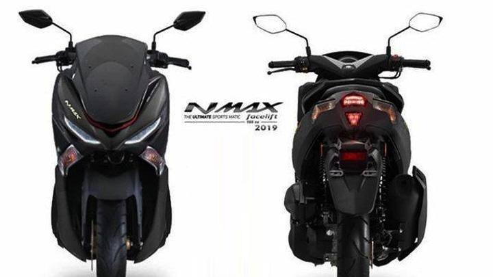Koropak.co.id - Peluncuran Yamaha NMAX 2019 Gegerkan Media Sosial (2)