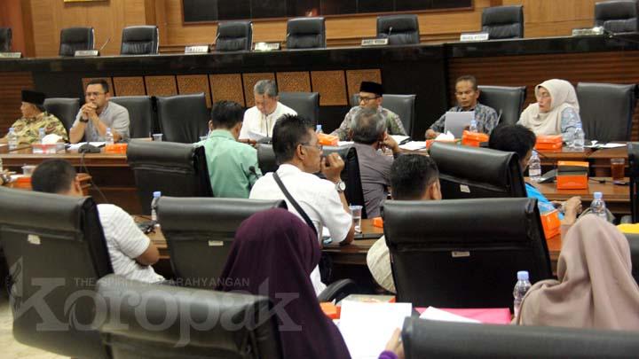 Koropak.co.id - Pembahasan Besaran Dana Cadangan Kota Tasikmalaya Cukup Alot (2)
