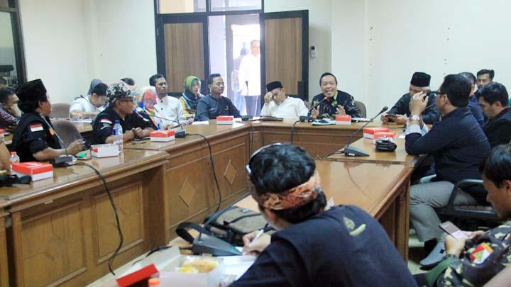 Koropak.co.id - Pembangunan Masjid Mangkrak, Dewan Dorong Alokasi CSR (2)